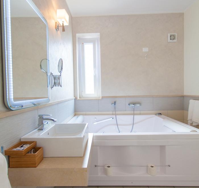 Camera Relax con idromassaggio | Hotel Agrigento | Hotel ...